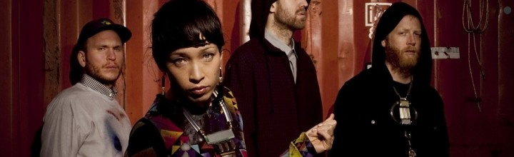 Artist Of The Week : Little Dragon